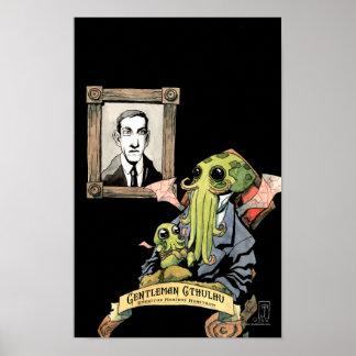 Gentleman Cthulhu Yr 1 - Print