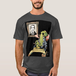 Gentleman Cthulhu Yr 1 - T-shirt