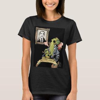 Gentleman Cthulhu Yr 1 - Women's T-shirt