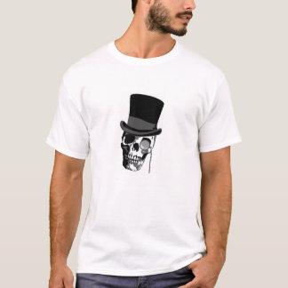 Gentleman Death Steampunk Skull Top Hat Halloween