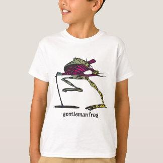 Gentleman Frog T-Shirt