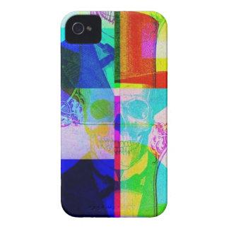Gentleman Glitch iPhone 4/4s Case