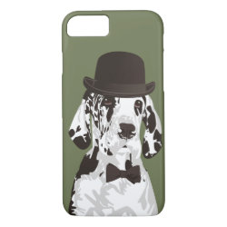 Case-Mate Barely There iPhone 7 Case with Great Dane Phone Cases design