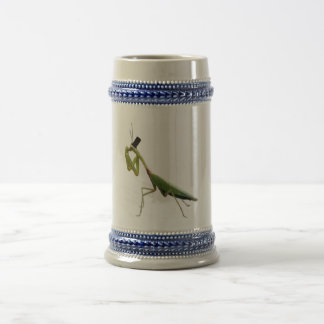 Gentleman Mantis Beer Stein