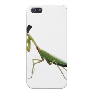 Gentleman Mantis Cover For iPhone SE/5/5s