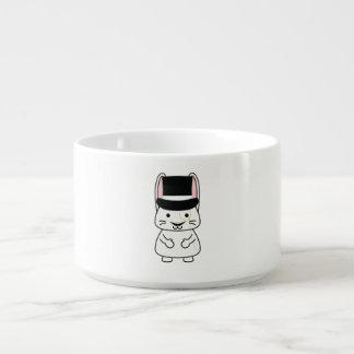 Gentleman Rabbit Bowl