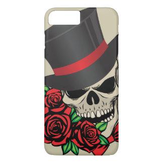 Gentleman Skull iPhone 8 Plus/7 Plus Case