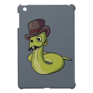 Gentleman Snake! iPad Mini Covers