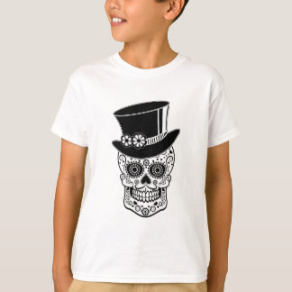 Gentleman Sugar Skull-01 T-Shirt
