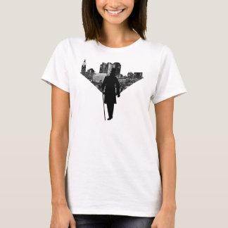 Gentleman walk T-Shirt