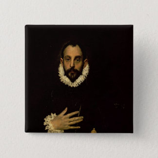 Gentleman with his hand on his chest, c.1580 button