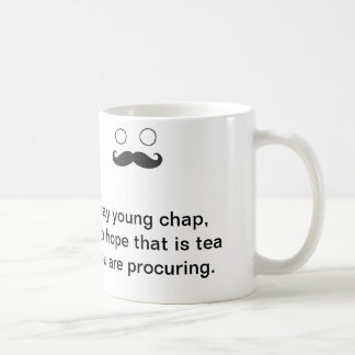 Gentlemanly mug