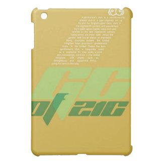 Gentleman's Club Cover For The iPad Mini