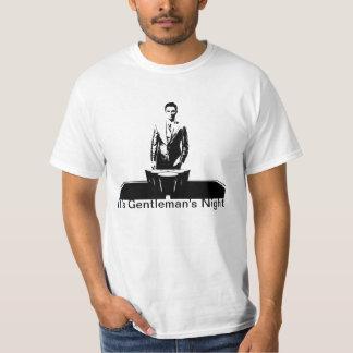 Gentleman's Night T-Shirt