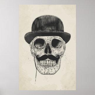 Gentlemen never die print