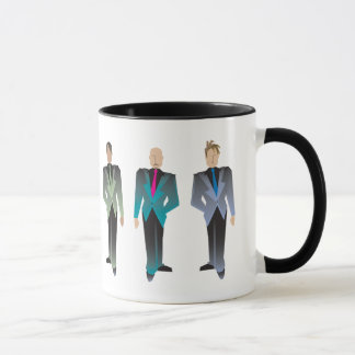Gentlemen Only Mugs