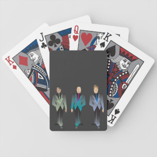 Gentlemen Only Playing Cards