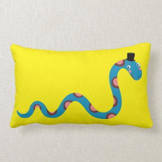 Gentlemen Snake Pillow