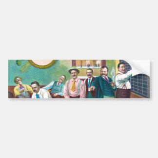 Gentlemen's Bowling League Bumper Sticker