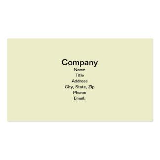 Gentlemen's Bowling League Business Card