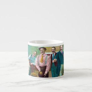 Gentlemen's Bowling League Espresso Cup