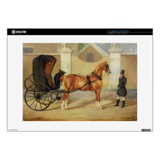 Gentlemen's Carriages: A Cabriolet, c.1820-30 (oil Decals For Laptops