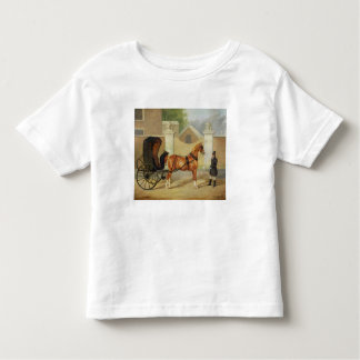 Gentlemen's Carriages: A Cabriolet, c.1820-30 (oil Toddler T-shirt