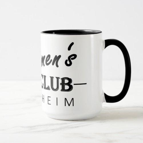 Gentlemens Club Jumbo Mug Kirchheim