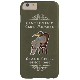 Gentlemen's Club Member iPhone 6 Plus Case