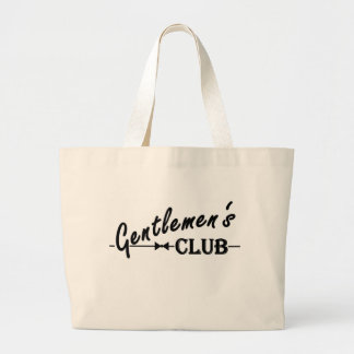 Gentlemen's Club Tote