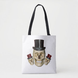 Gentlemens life tote bag