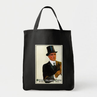Gentlemen's Shirts Collars and Cuffs Tote Bag