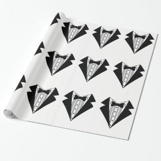 Gentlemen's Wrapping Paper