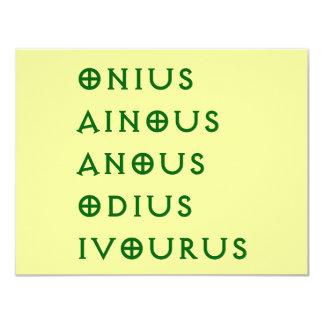 Gentlement Broncos Onius, Ainous, Odius, Ivourus Card