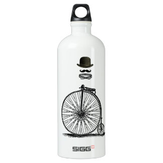 Gentleme's Penny Farthing Water Bottle