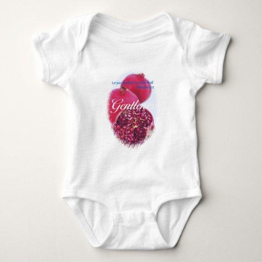 Gentleness Baby Bodysuit