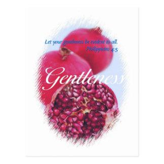 Gentleness Tarjetas Postales