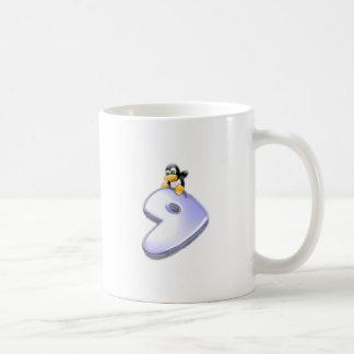 Gentoo Linux Coffee Mug