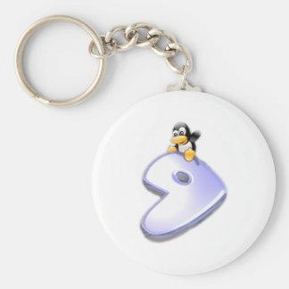 Gentoo Linux Llaveros