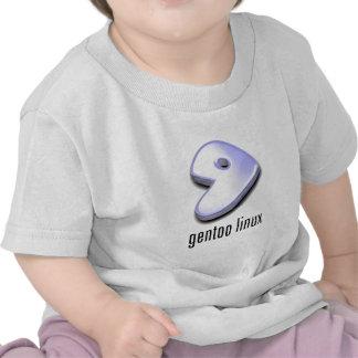 gentoo Linux Logo Tshirt