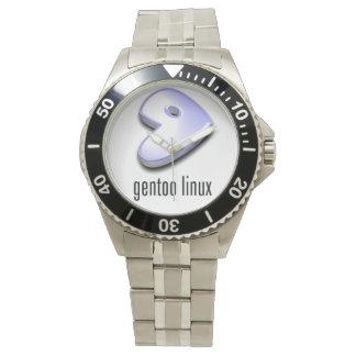 gentoo Linux Qaurtz Wrist Watch