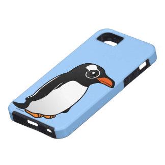 Gentoo Penguin iPhone 5 Covers