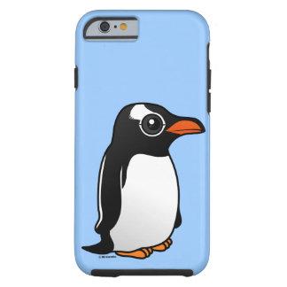 Gentoo Penguin Tough iPhone 6 Case