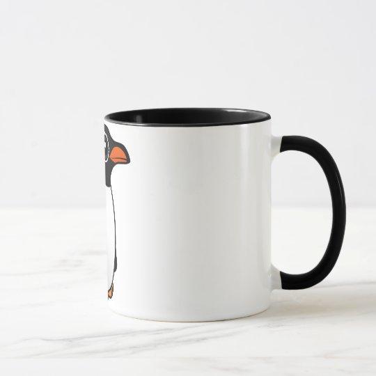 Gentoo Penguin Mug