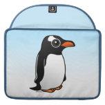 Gentoo Penguin Sleeve For MacBook Pro