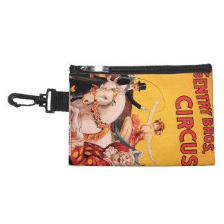 Gentry Bros. Circus Accessory Bag