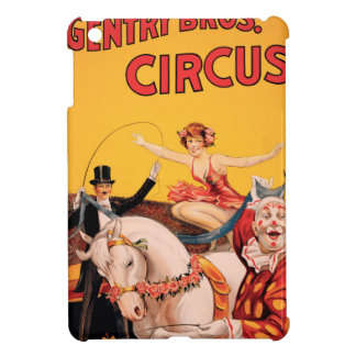 Gentry Bros. Circus Cover For The iPad Mini