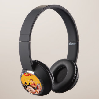 Gentry Bros. Circus Headphones