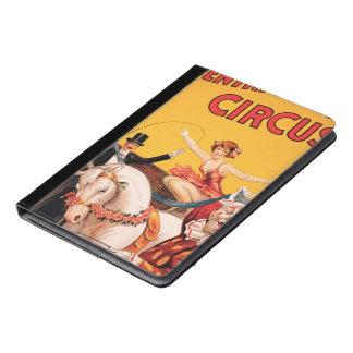 Gentry Bros. Circus iPad Air Case