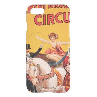 Gentry Bros. Circus iPhone 8/7 Case
